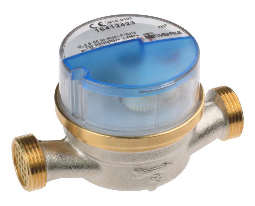 Einstrahl-Trockenläufer Modularis Kaltwasser Q3 2,5 110mm G3/4B