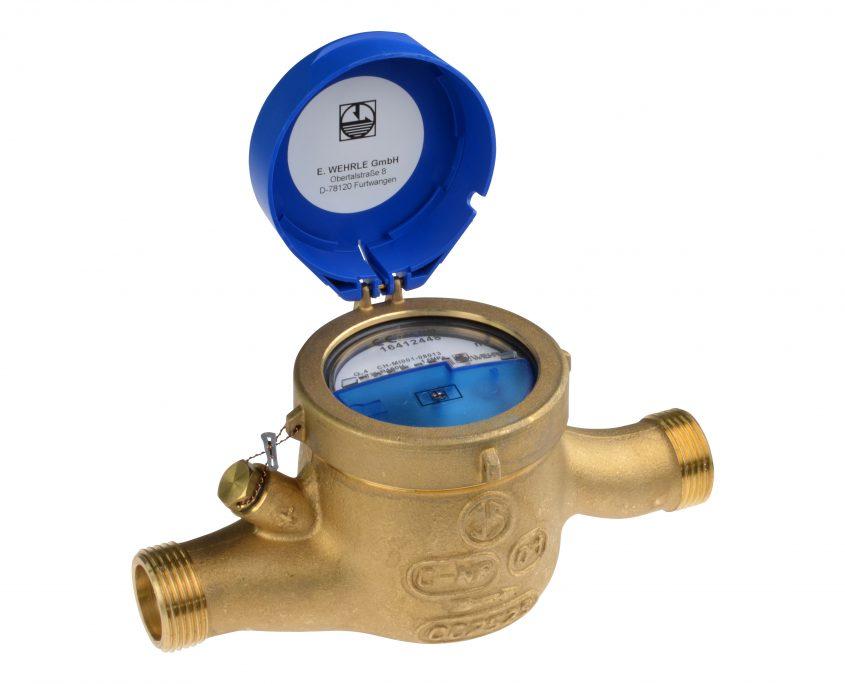 Mehrstrahl-Trockenläufer Modularis Kaltwasser Q3 4 190mm G1B